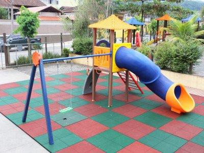 Playground Ecológico Infantil - Modelo Eco 155