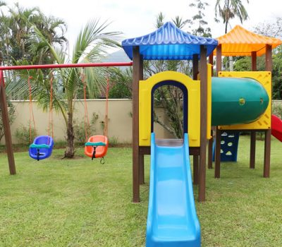 Playground Ecológico Infantil - Modelo Eco 203