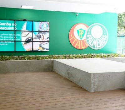 Deck | Soc. Esportiva Palmeiras – SP