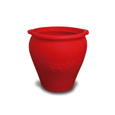 Vaso Venus Vermelho