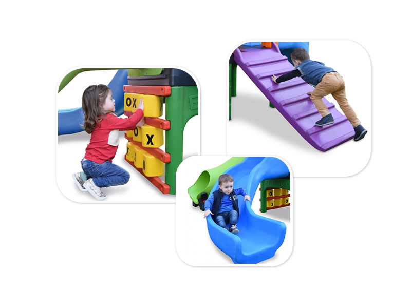 Playground Modular Eco Creative Play 2