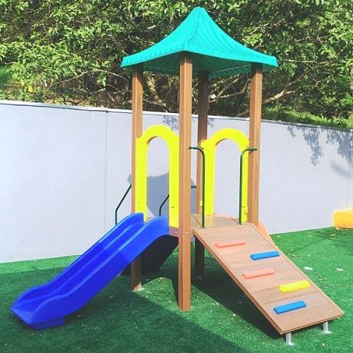 Playground Infantil Ecológico - Eco 080