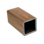 Palanque - Mourão de Madeira Plástica 120 x 120 mm - Ipê
