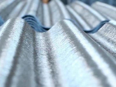 Telha ecológica tetra-pak com manta termica