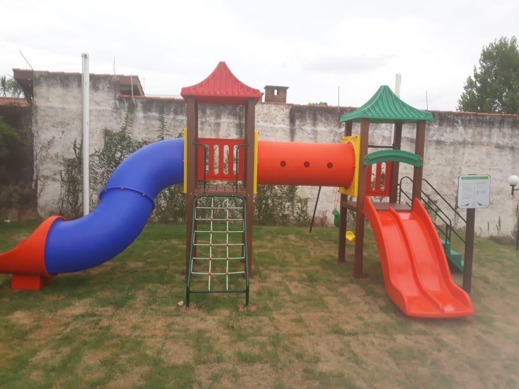 Playground Associação Reviver Down em Curitiba PR